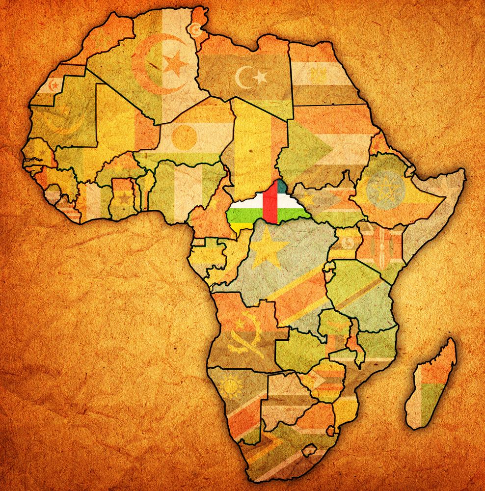 День общей молитвы в Центральноафриканской Республике