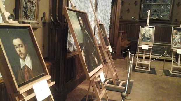 Украденные в Вероне картины можно увидеть в Киеве