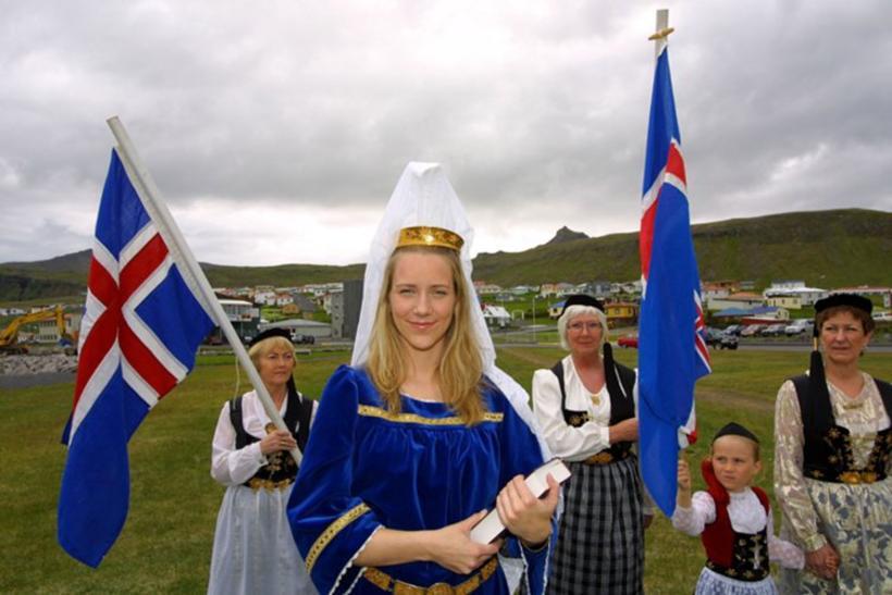 Национальный день в Исландии