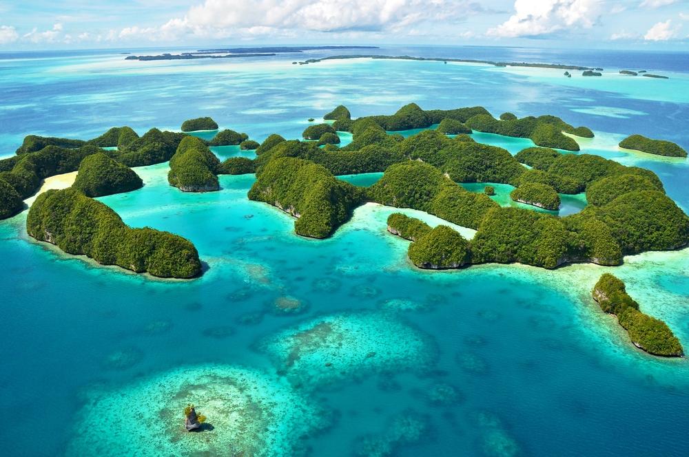 10 самых больших островов в мире.Вокруг Света. Украина