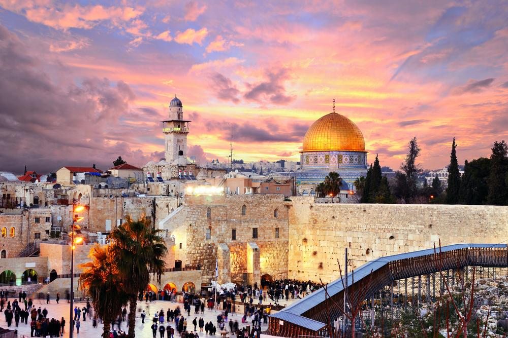 День Иерусалима в Израиле