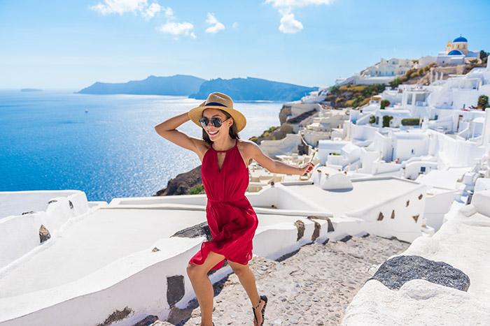 5 лучших пляжей Греции.Вокруг Света. Украина