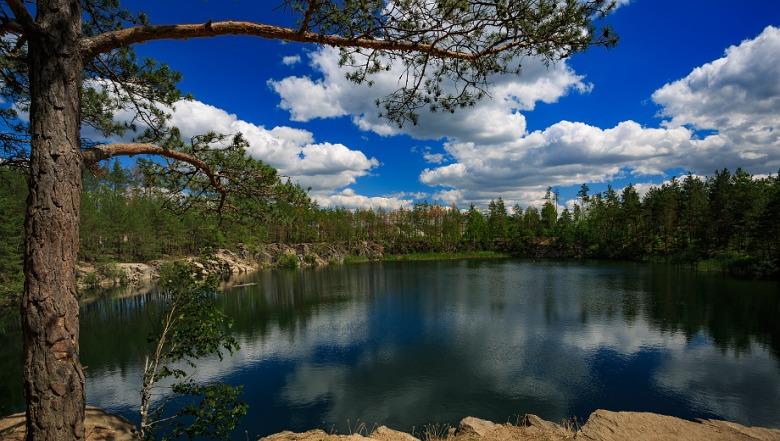 Маршрут на выходные: каньон «Высокий камень» и Свято-Духовский монастырь.Вокруг Света. Украина