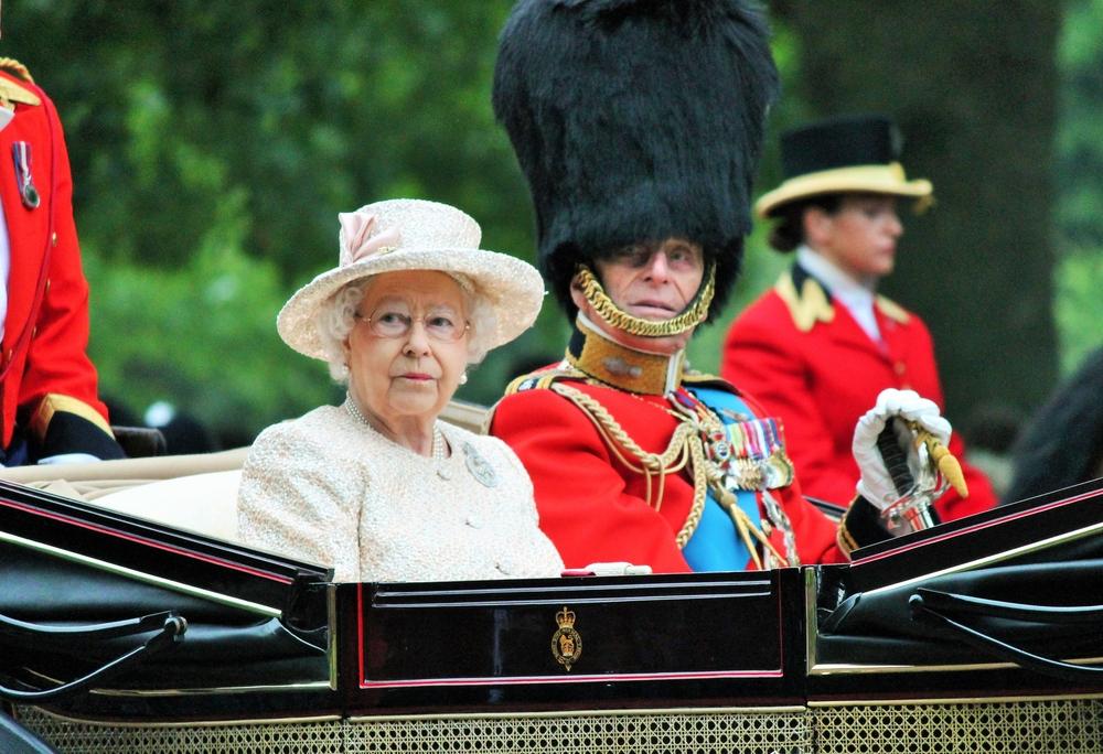 День рождения монарха в Великобритании