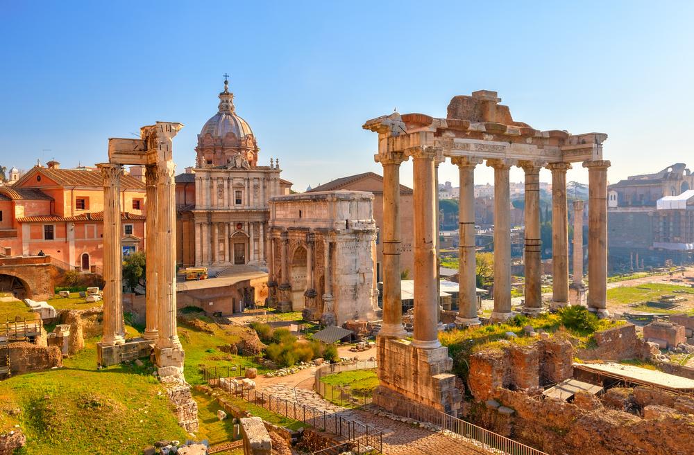 Рим просит денег на сохранение своей красоты.Вокруг Света. Украина