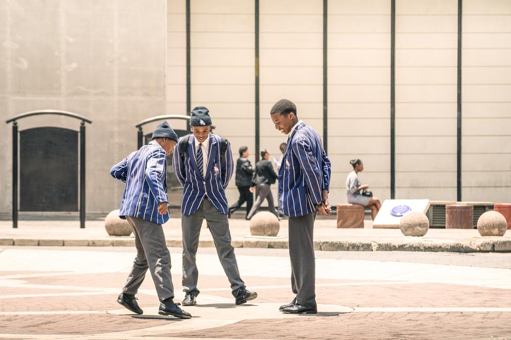 День молодежи в Южной Африке