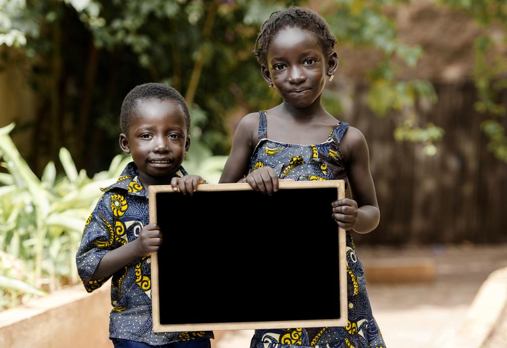 Дети Африки.Вокруг Света. Украина