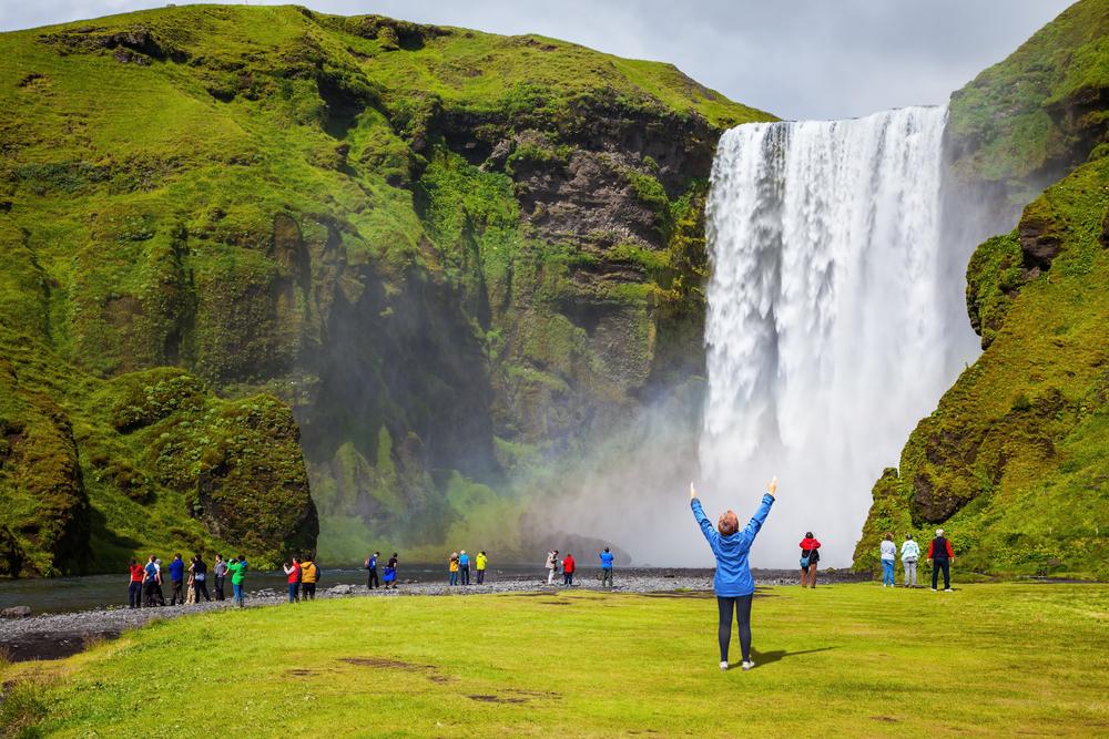 Нерезиновая Исландия.Вокруг Света. Украина