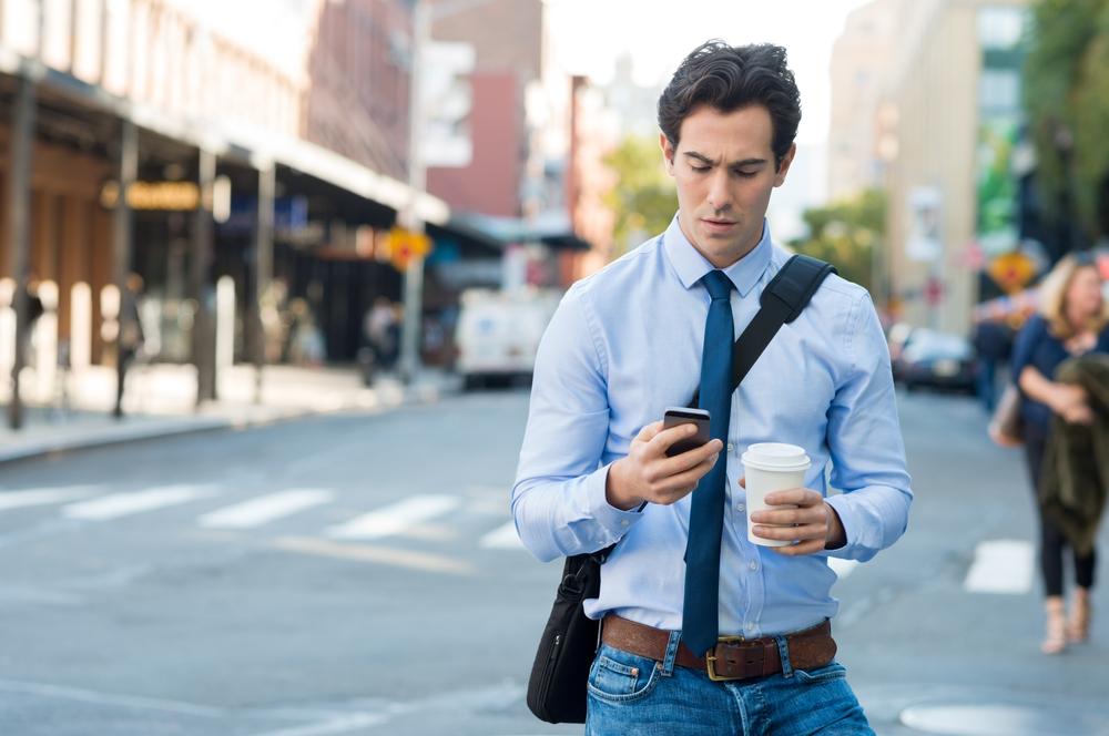 В Австралии протестируют дорожную разметку для пользователей смартфонов.Вокруг Света. Украина
