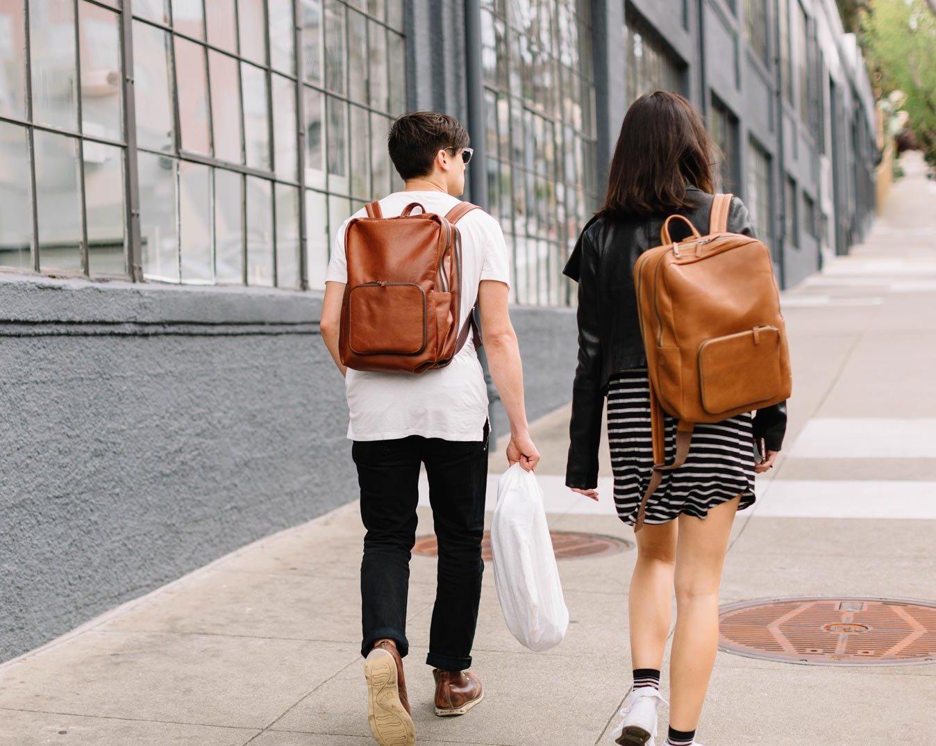Все свое ношу с собой: в Америке изобрели рюкзак с Wi-Fi.Вокруг Света. Украина