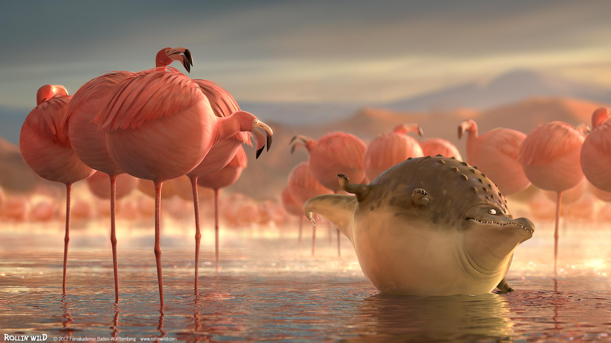 Представьте, что животные начали питаться фас-фудом :)