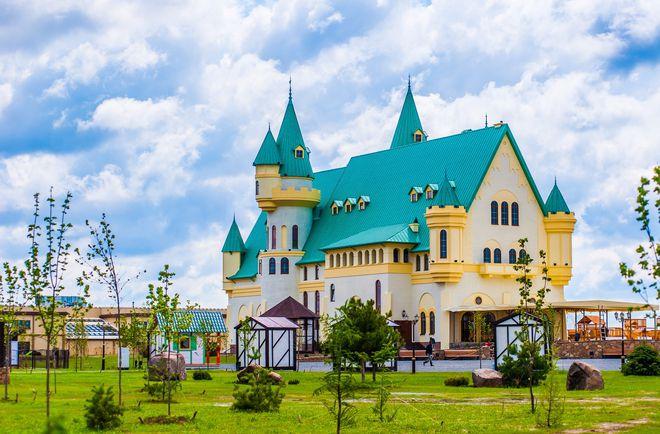 Под Киевом открылся зоопарк в стиле Disney.Вокруг Света. Украина