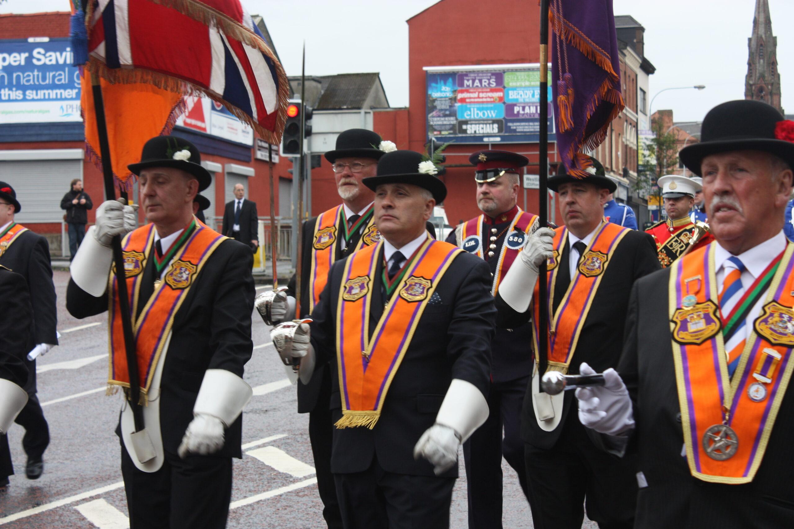 The Twelfth в Северной Ирландии