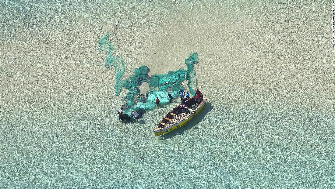 Рыбалка в Африке