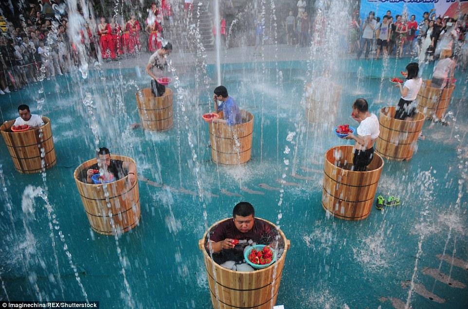 В Китае определили, кто любит погорячее.Вокруг Света. Украина