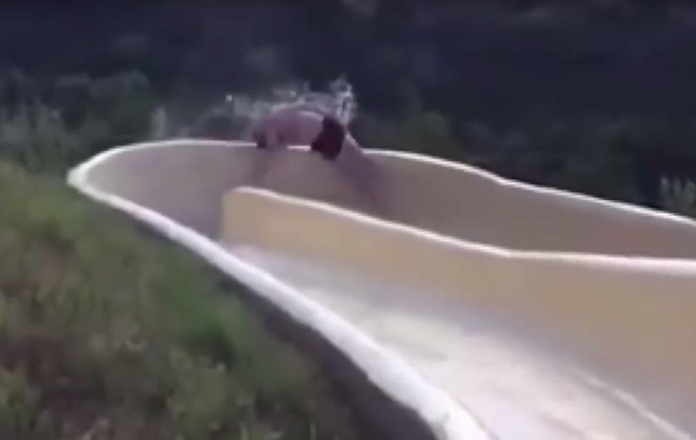 Эй, полегче на поворотах!