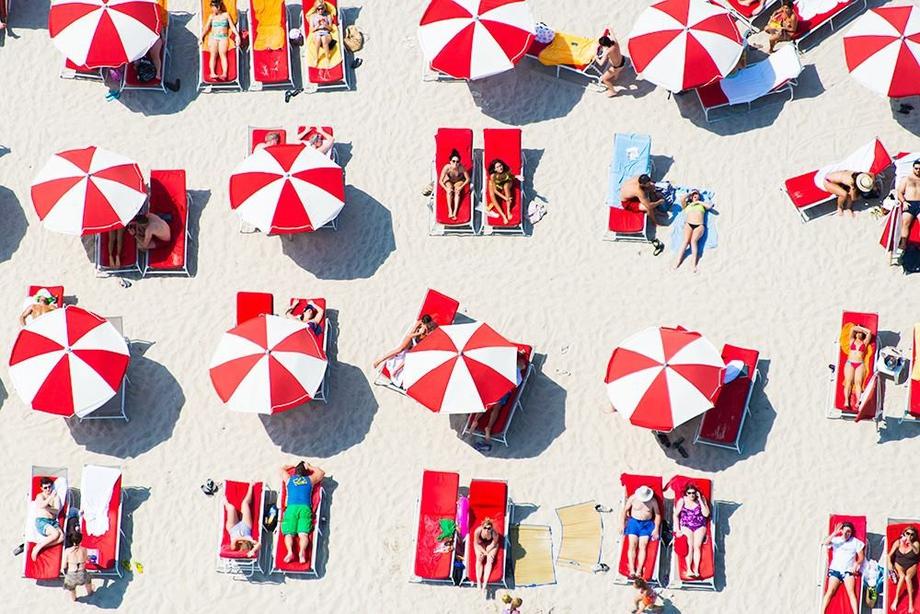 Пляжный бум от Грэя Мэлина.Вокруг Света. Украина