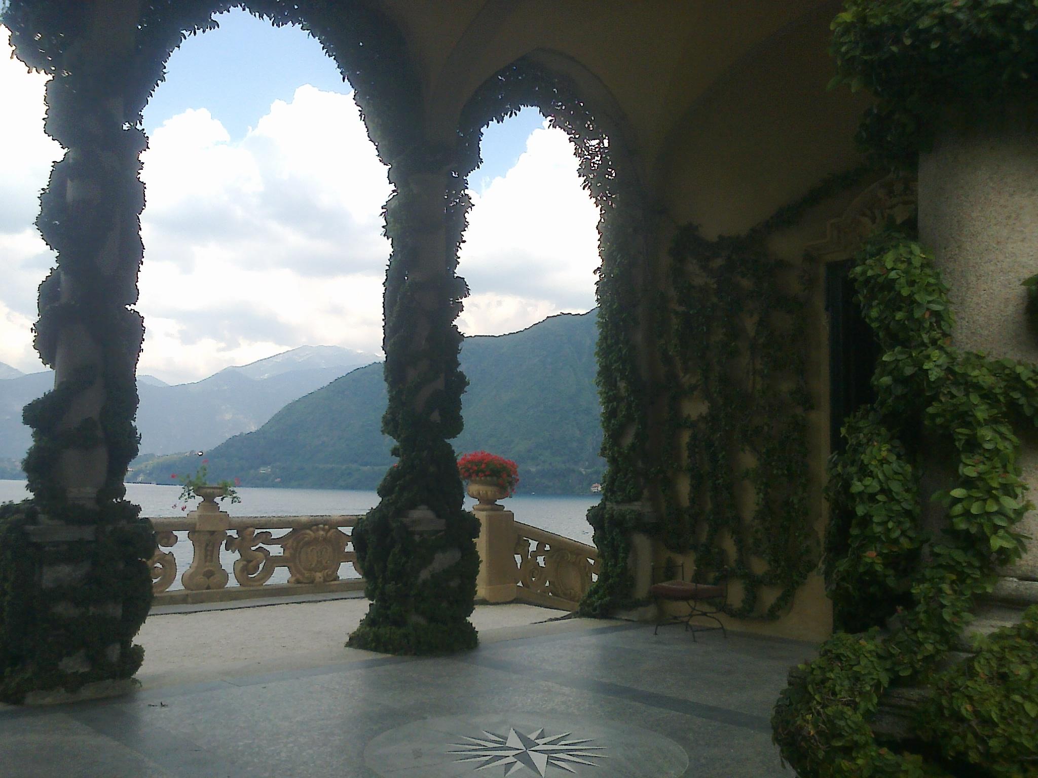Вилла Бальбьянелло, Ленно, озеро Комо