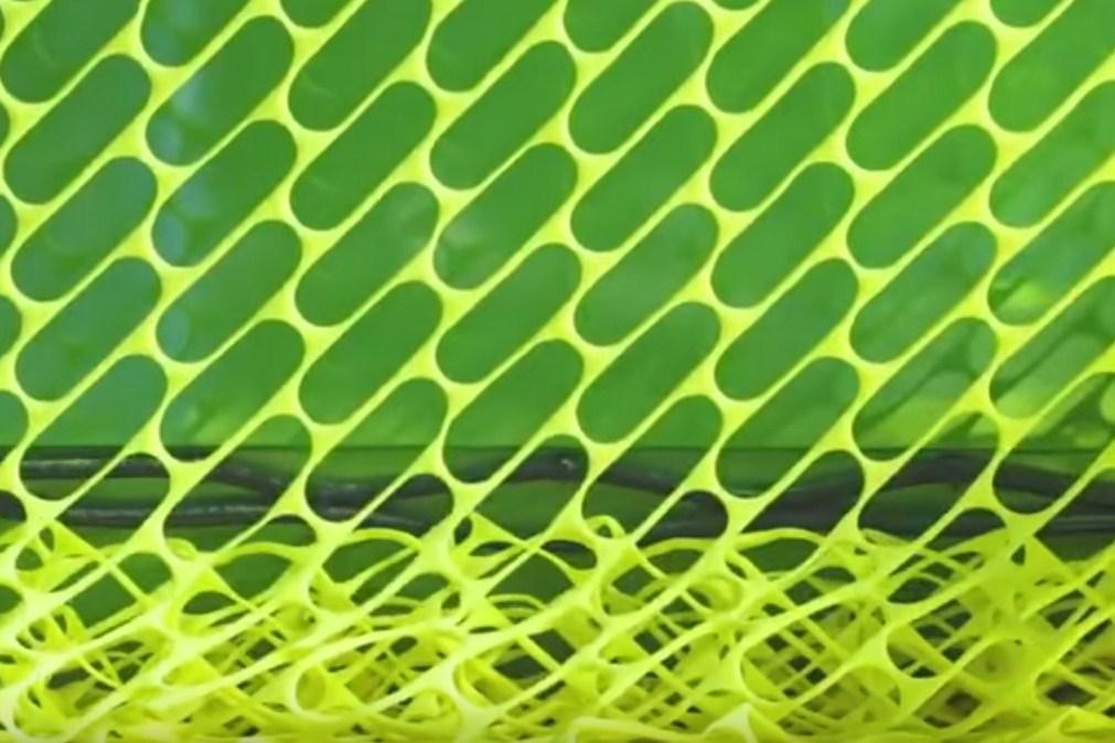 Как делают теннисные мячи