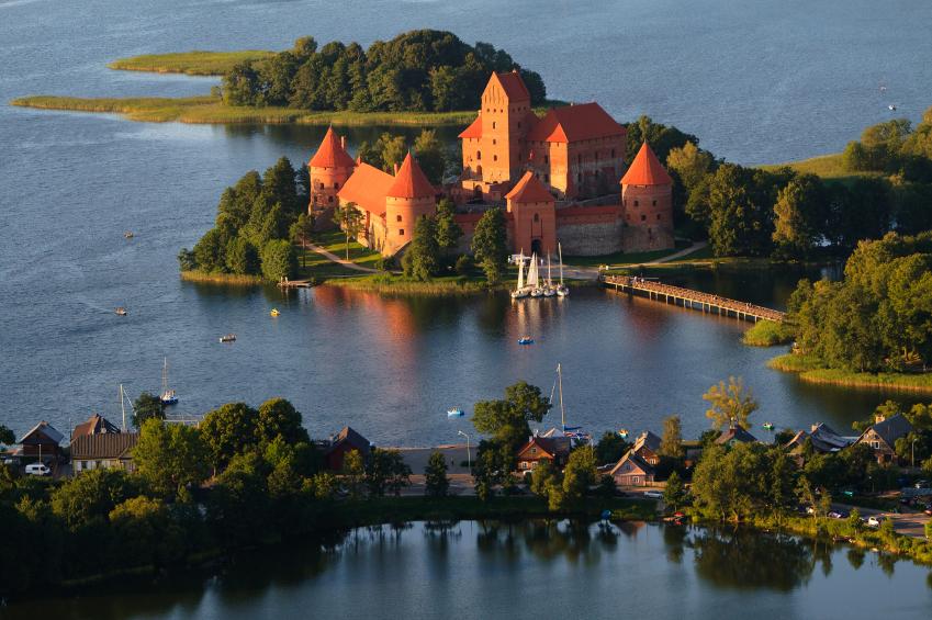 Уик-энд в Литве: как, когда и сколько.Вокруг Света. Украина