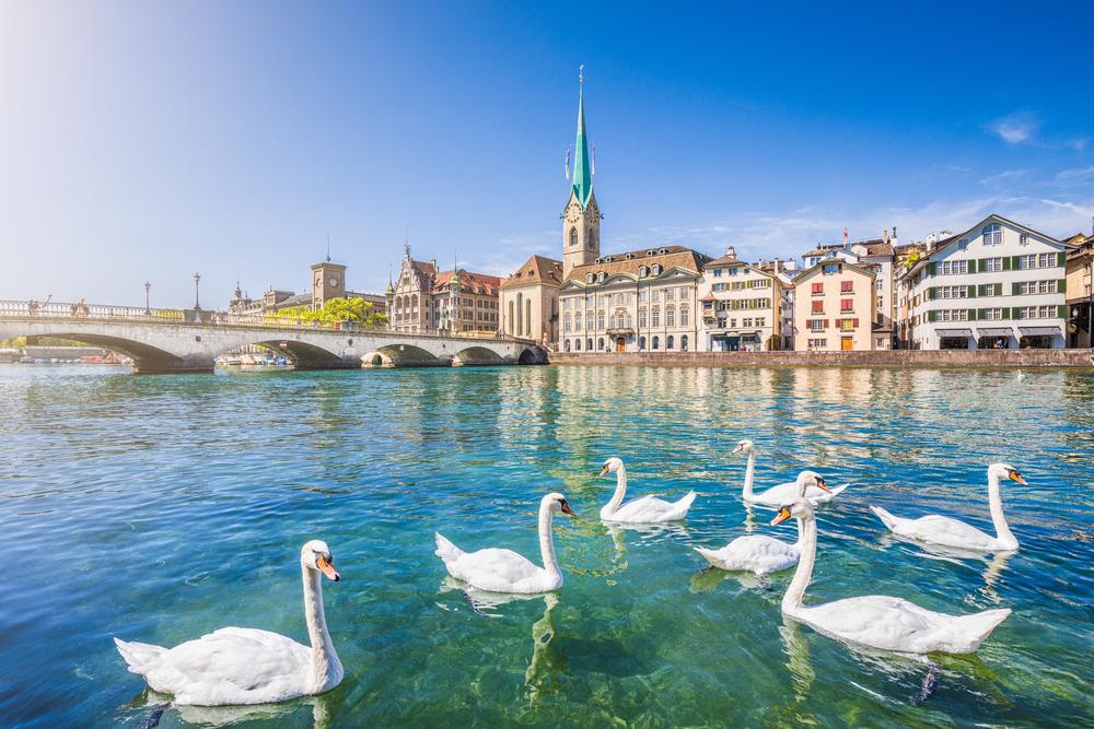 10 самых чистых городов в мире.Вокруг Света. Украина
