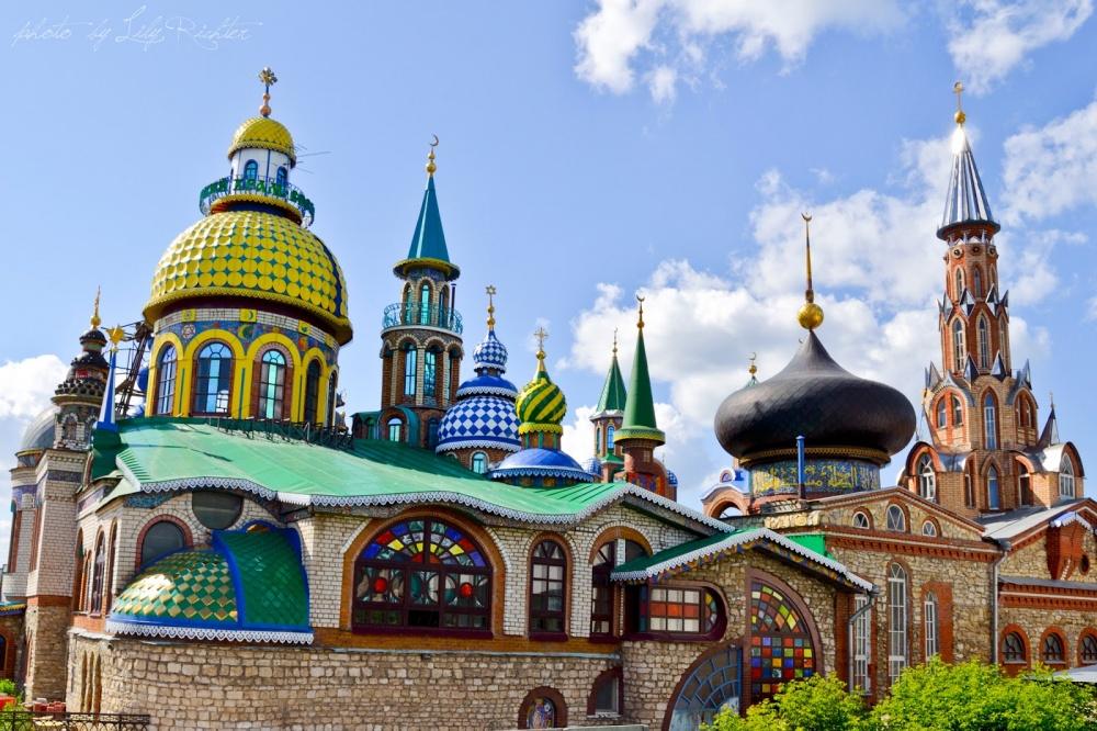 15 самых необычных церквей.Вокруг Света. Украина