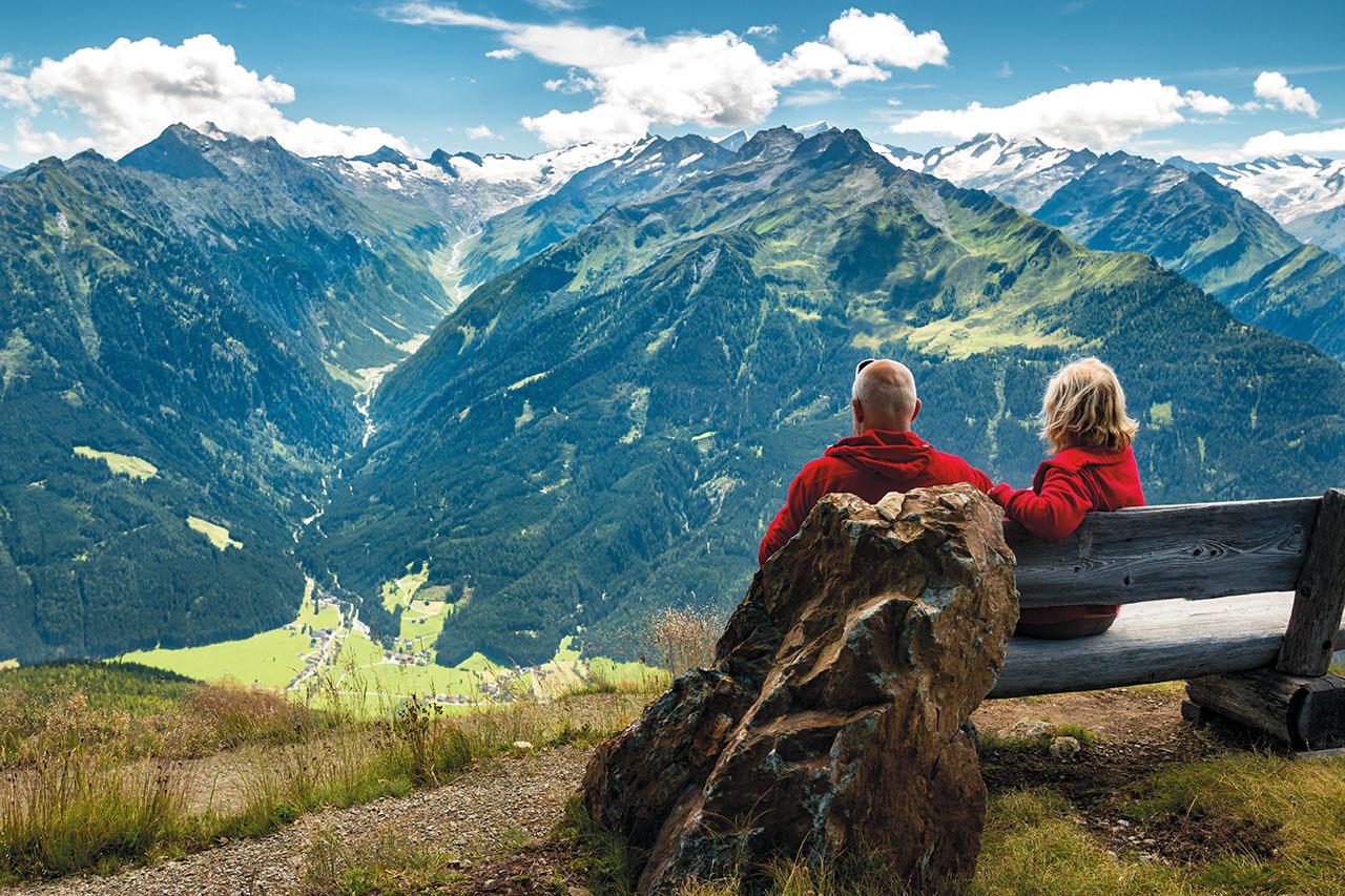 Австрия: жизнь на пенсии