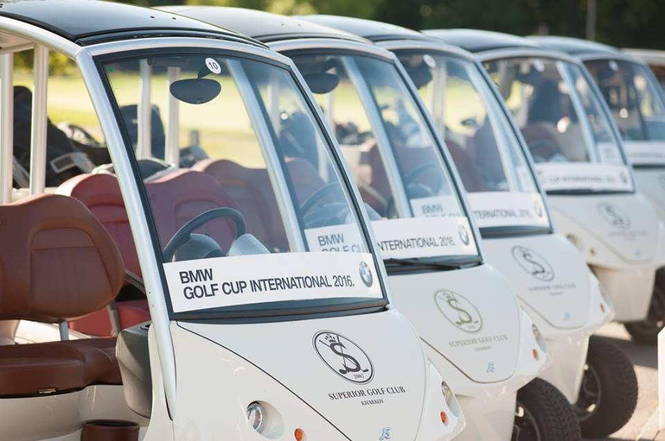 Украинцы примут участие в турнире по гольфу BMW Golf Cup International в Дубае.Вокруг Света. Украина