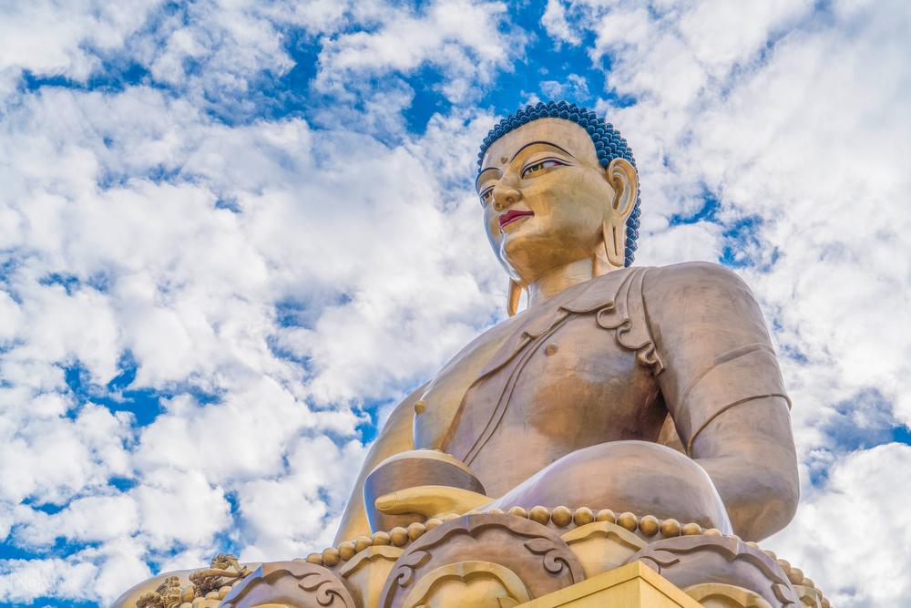 Первая проповедь Будды в Бутане