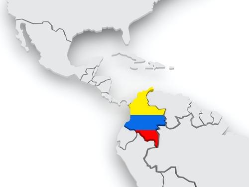 День независимости в Колумбии
