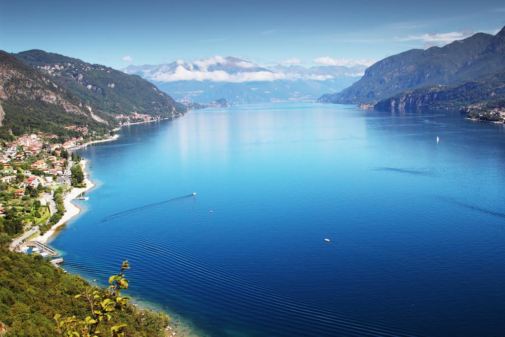 Озеро Комо в мировом кинематографе