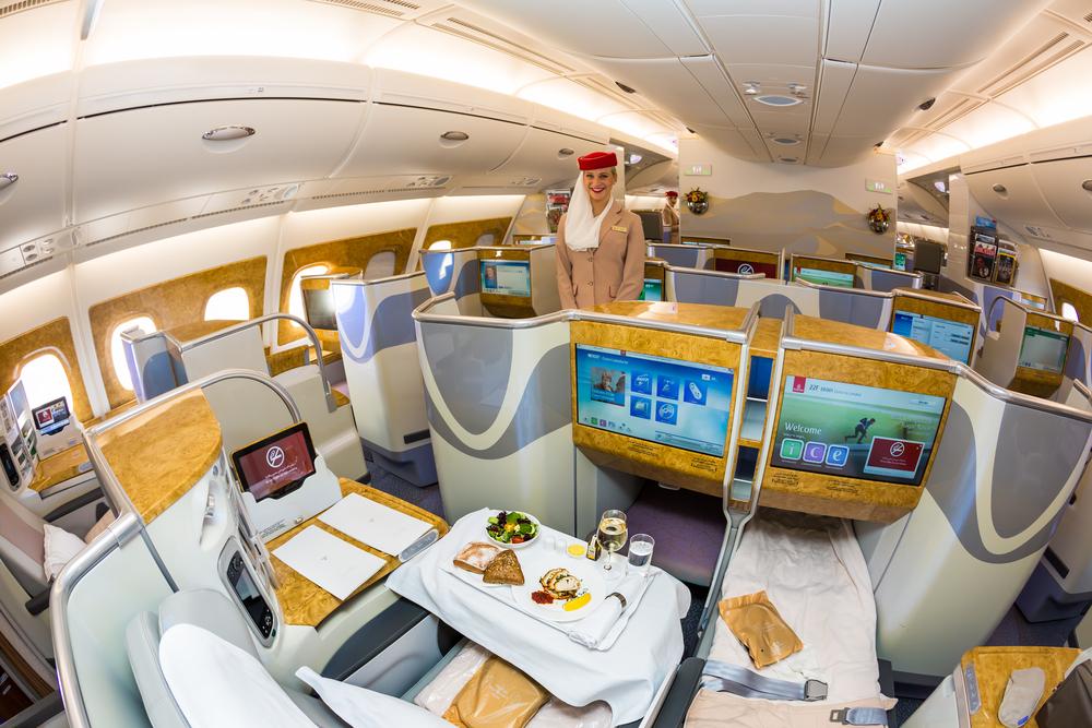 Emirates названа лучшей авиакомпанией мира