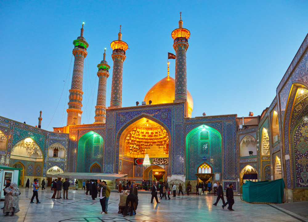 Мученичество имама Джафара ас-Садика в Иране