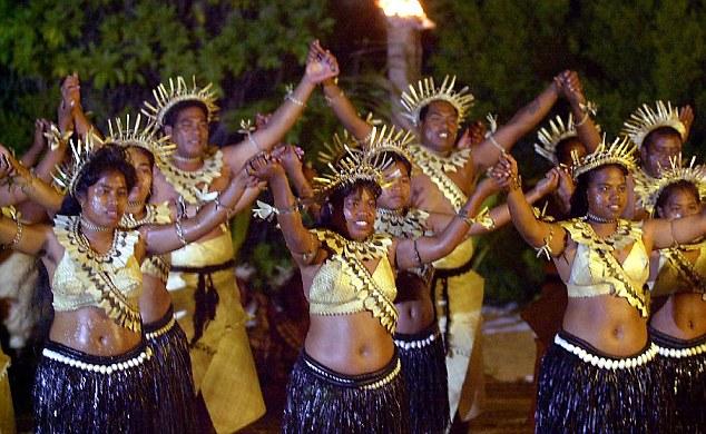 День национальной культуры на Кирибати
