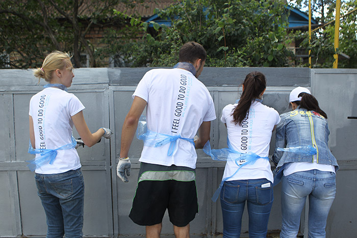 Сотрудники L'Oreal посвятили 200 тыс. часов волонтерскому труду.Вокруг Света. Украина