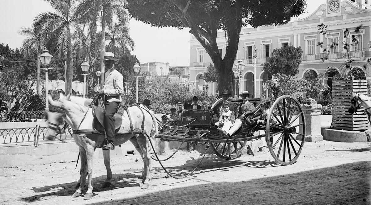 Гавана, 1904 год