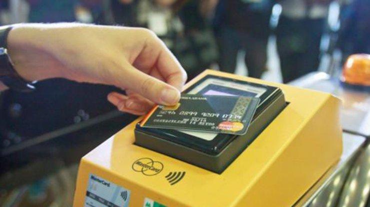 MasterCard «прижился» в киевском метрополитене.Вокруг Света. Украина