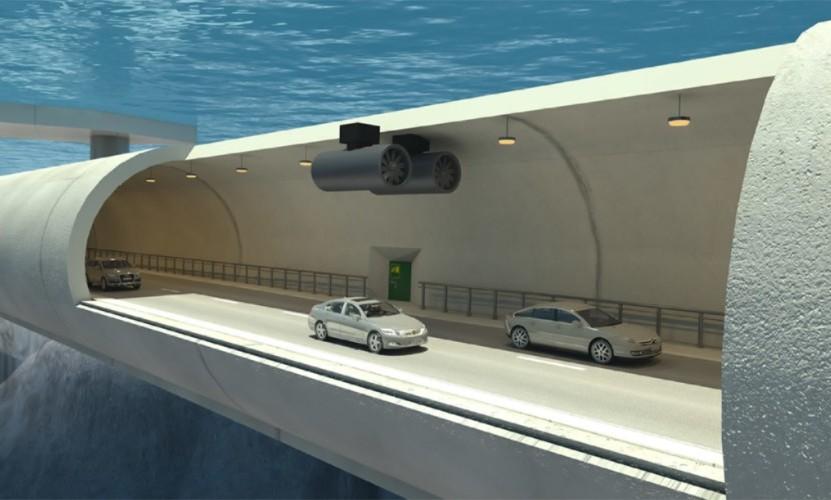 На норвежских фьордах построят подводные туннели.Вокруг Света. Украина