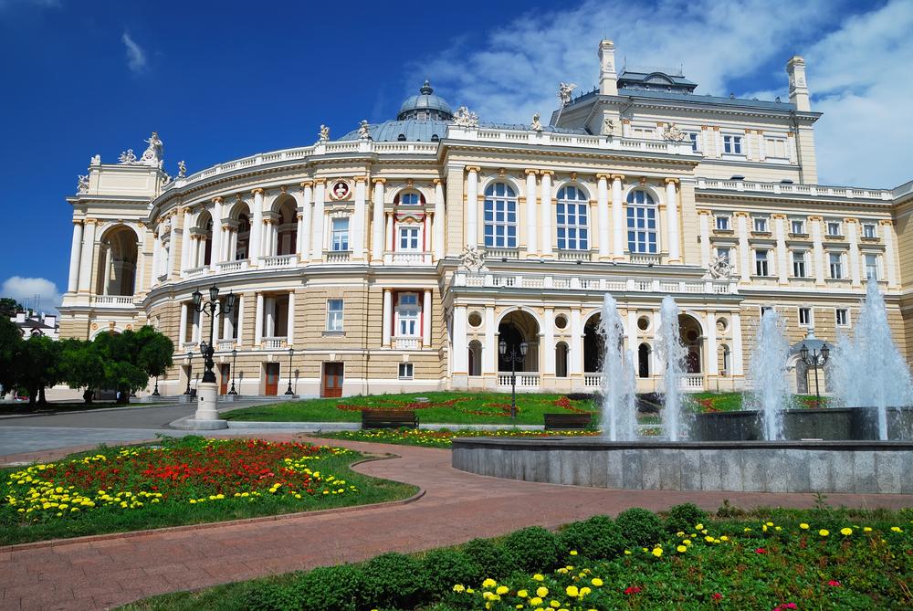 Топ-10 украинских курортов.Вокруг Света. Украина
