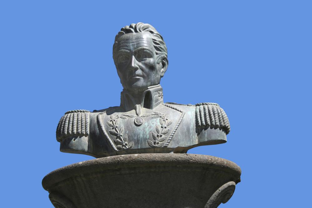 День Симона Боливара в Латинской Америке
