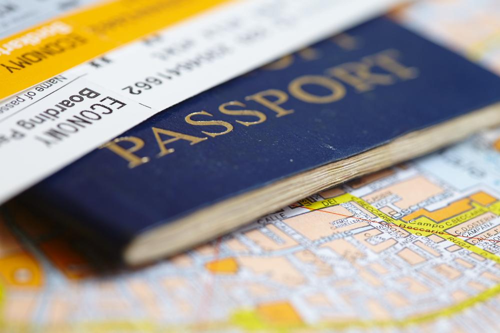 Что делать, если во время путешествия вы потеряли паспорт.Вокруг Света. Украина