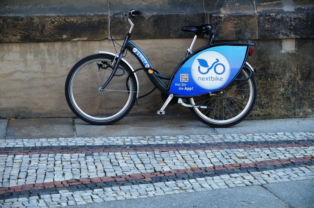 В Киеве появился муниципальный прокат велосипедов