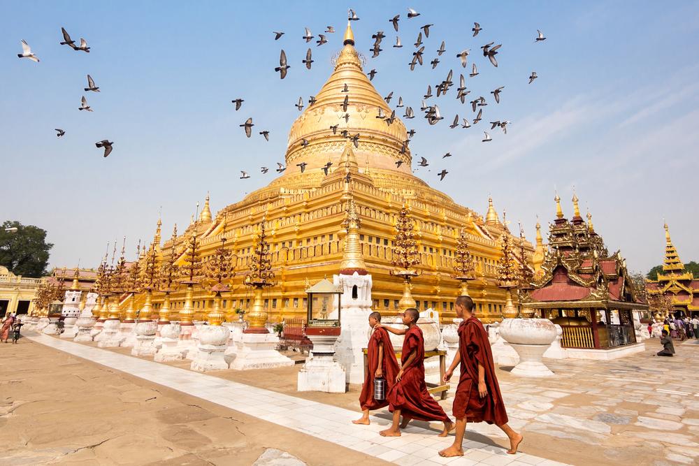Туриста депортировали из Мьянмы из-за татуировки