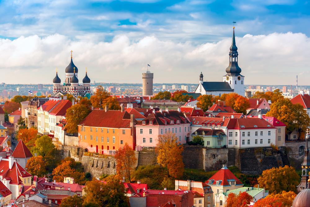Не далеко ли до Таллинна.Вокруг Света. Украина
