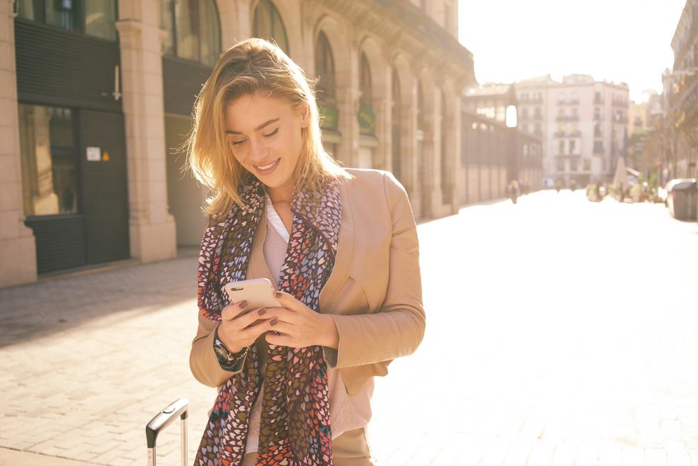 Путешественники предпочитают телефон друзьям.Вокруг Света. Украина