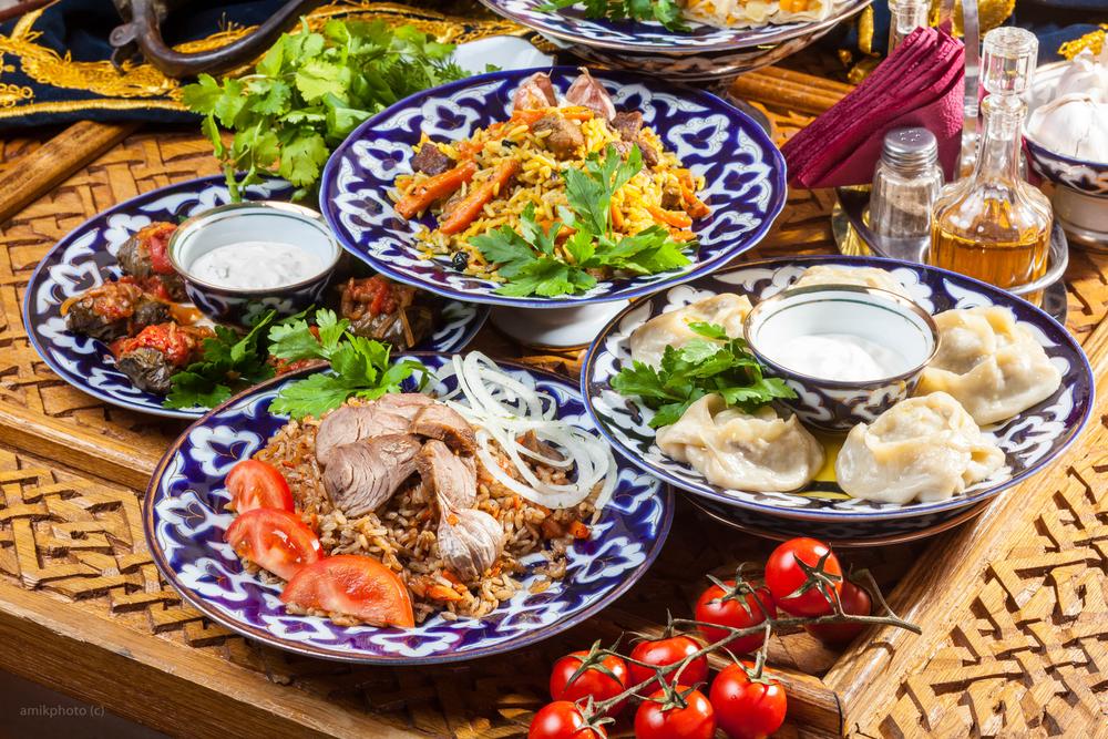 Что едят на ужин в разных странах мира.Вокруг Света. Украина