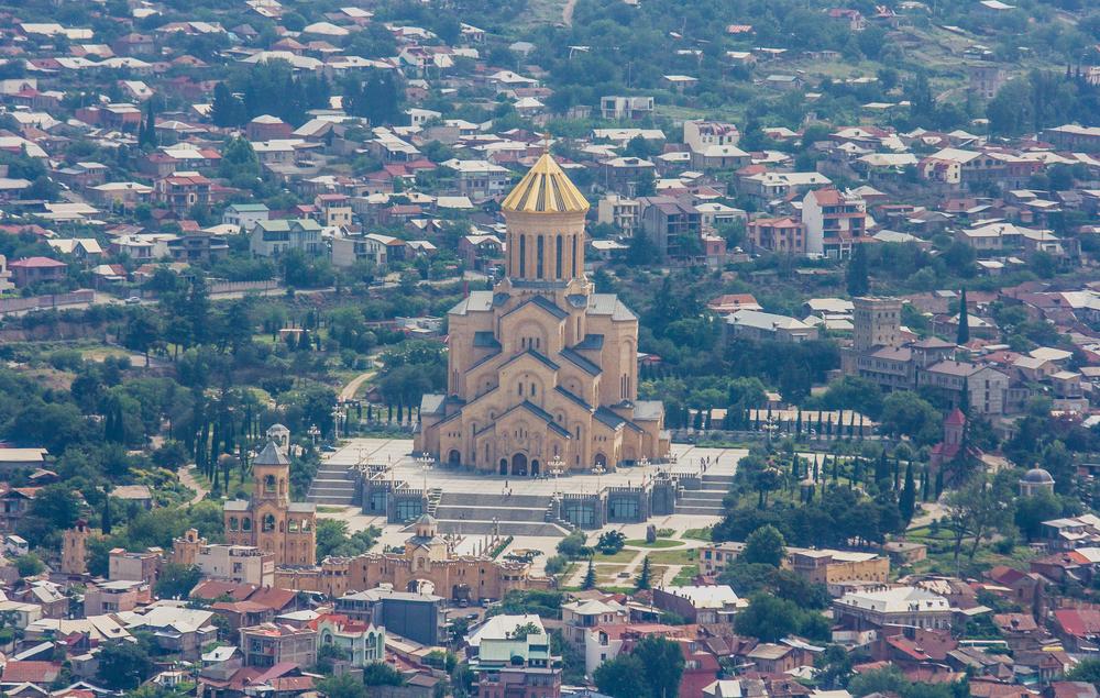 Город вина, мясного изобилия и гостеприимства. Записки из Тбилиси.Вокруг Света. Украина