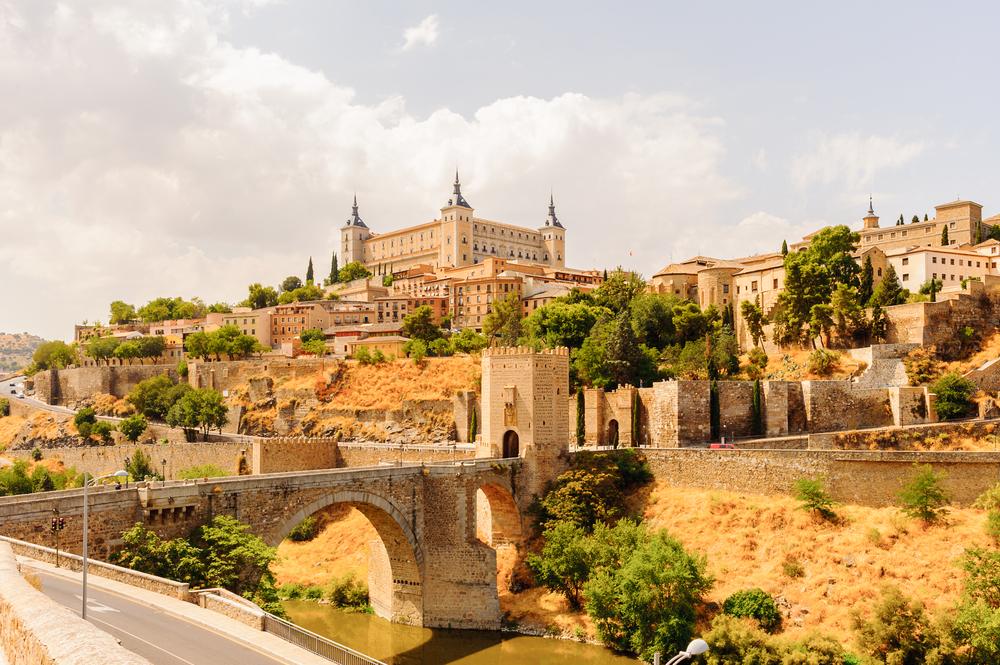 5 «менее известных» испанских городов.Вокруг Света. Украина