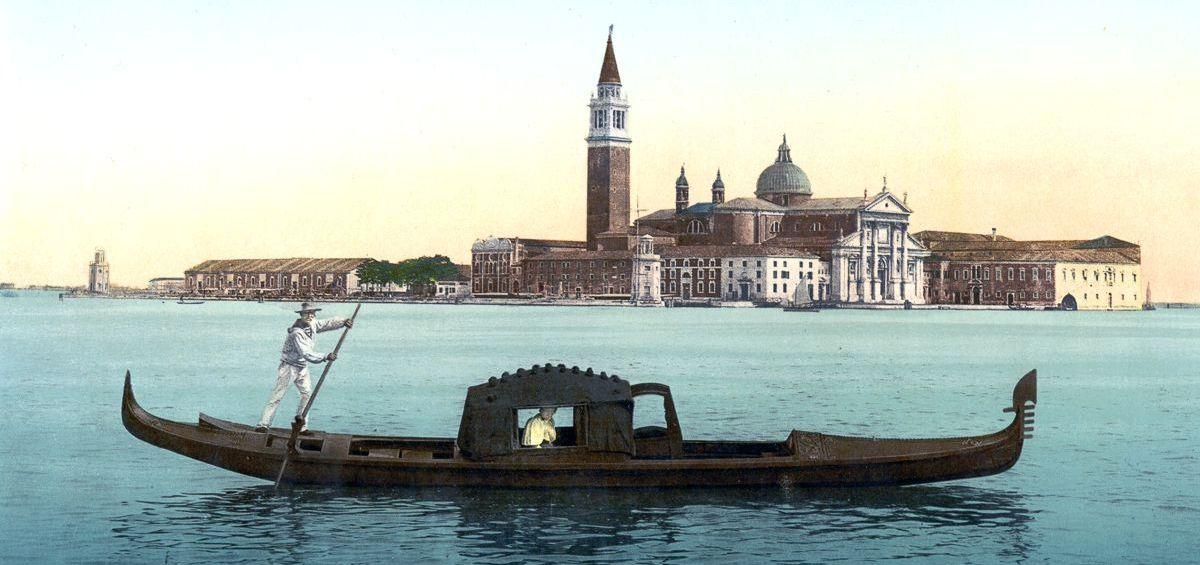 Венеция, 1890 год