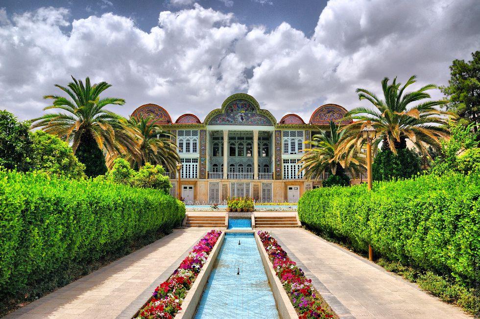 Сад Эрам, или Рай по-ирански.Вокруг Света. Украина